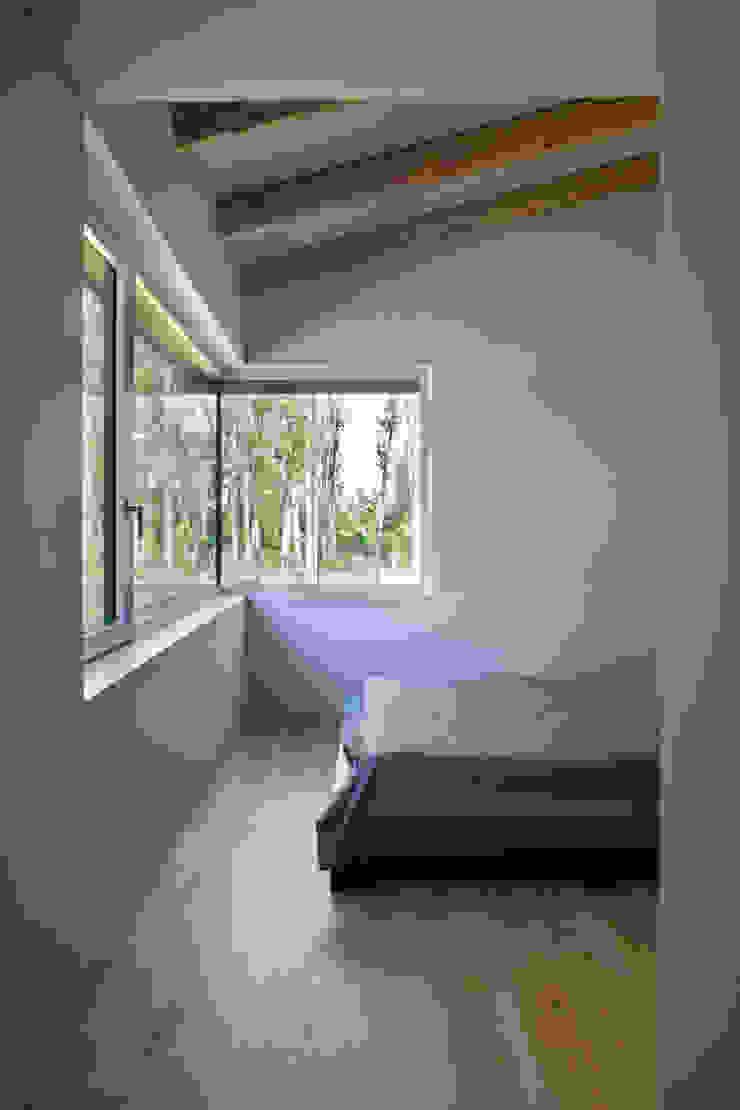 110_Abitazione in campagna Spa in stile rurale di MIDE architetti Rurale