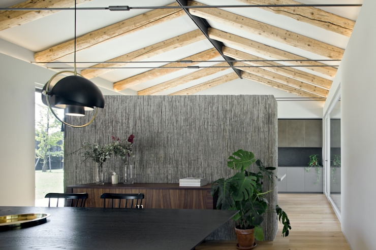 110_Abitazione in campagna Camera da letto rurale di MIDE architetti Rurale