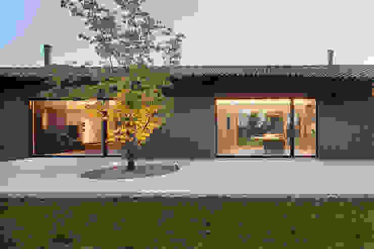 110_Abitazione in campagna Cucina rurale di MIDE architetti Rurale