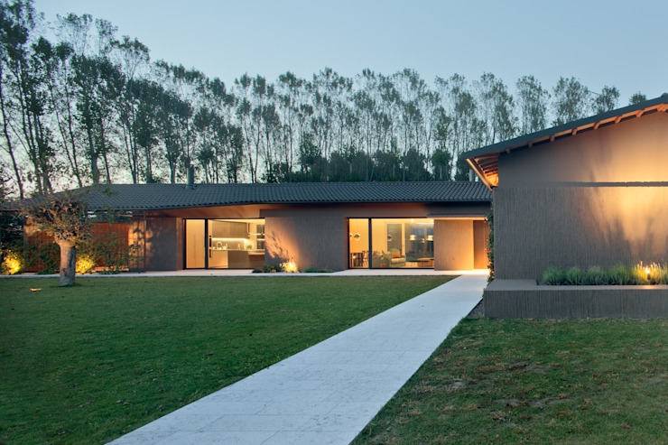 MIDE architetti Country style gym