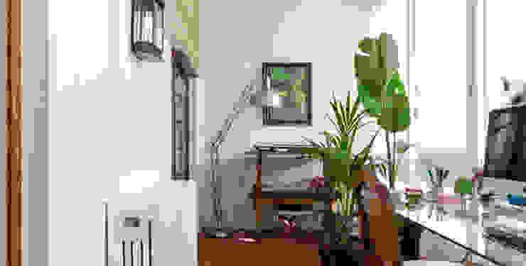 Maria Mayer | Interior & Landscape Design Jardines de invierno de estilo clásico Blanco