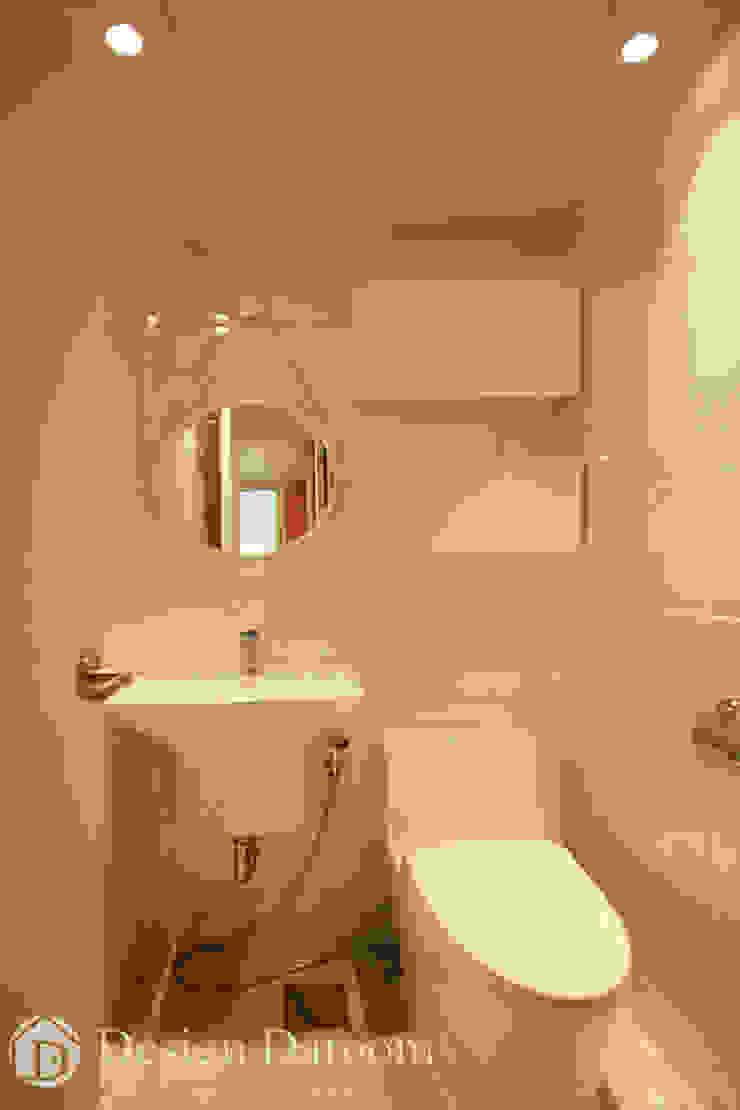 면목동 두원APT 안방 욕실 모던스타일 욕실 by Design Daroom 디자인다룸 모던
