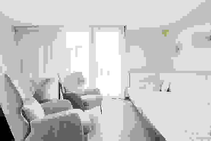 Lounge Steffen Wurster Freier Architekt Moderne Hotels Weiß
