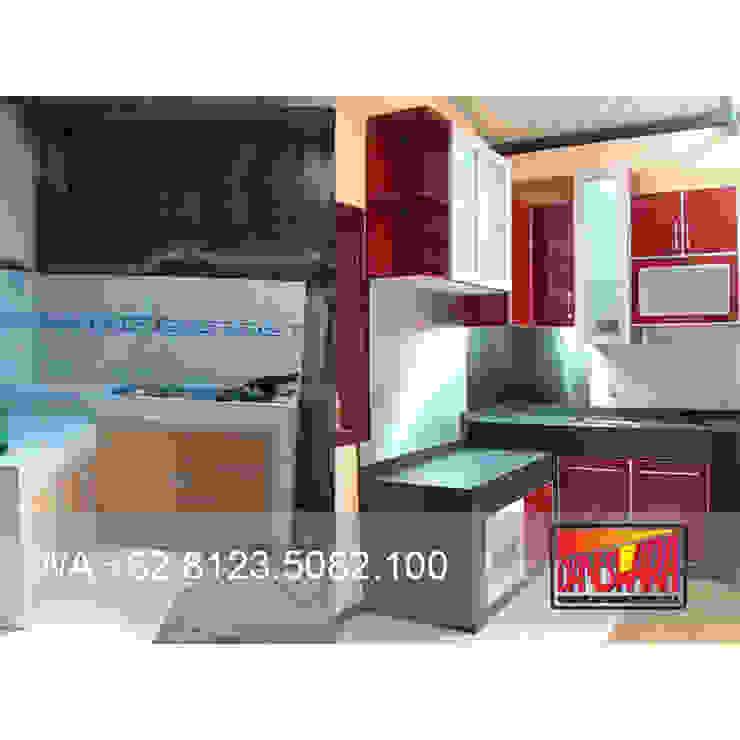 modern  by Kitchen Set Malang, Modern Plywood