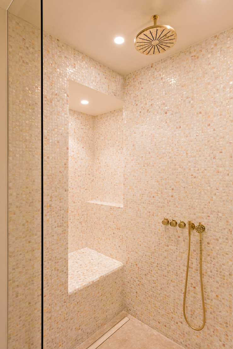 Modern bathroom by ÈMCÉ interior architecture Modern