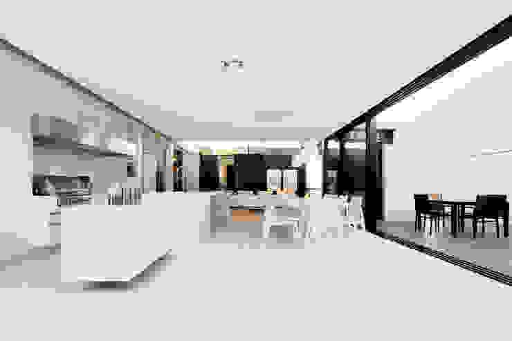 cozinha|gourmet Cozinhas modernas por Bruno Rubiano Moderno