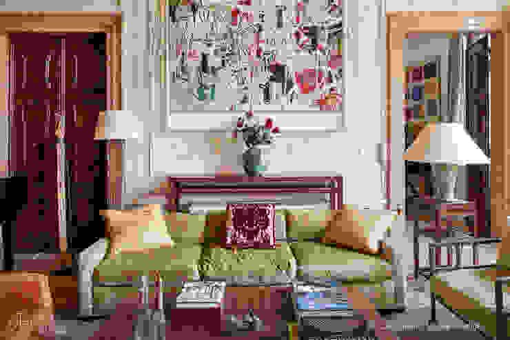 . Colin Dutton Living room