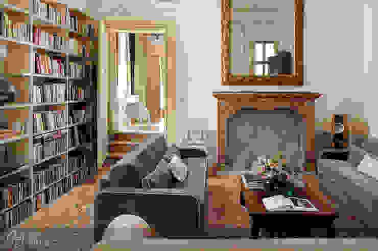 . Colin Dutton Living room Beige