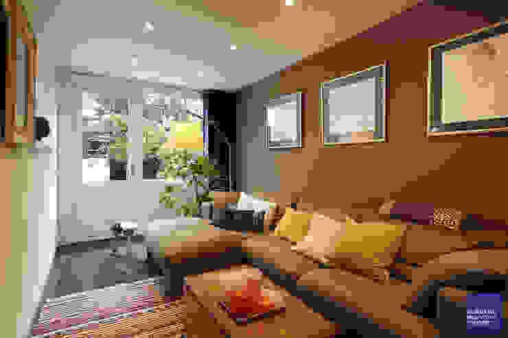 lounge: modern  door Studio Kuin BNI, Modern