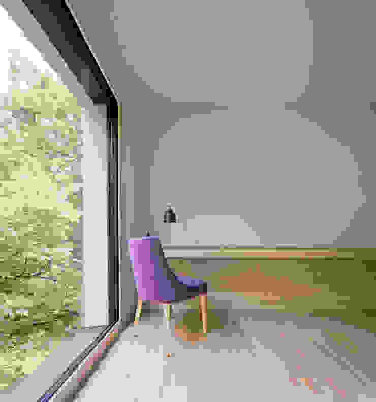 Zimmer Park Steffen Wurster Freier Architekt Moderne Hotels Braun