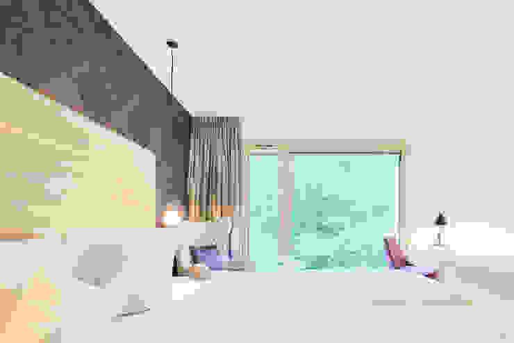 Zimmer Park Moderne Hotels von Steffen Wurster Freier Architekt Modern