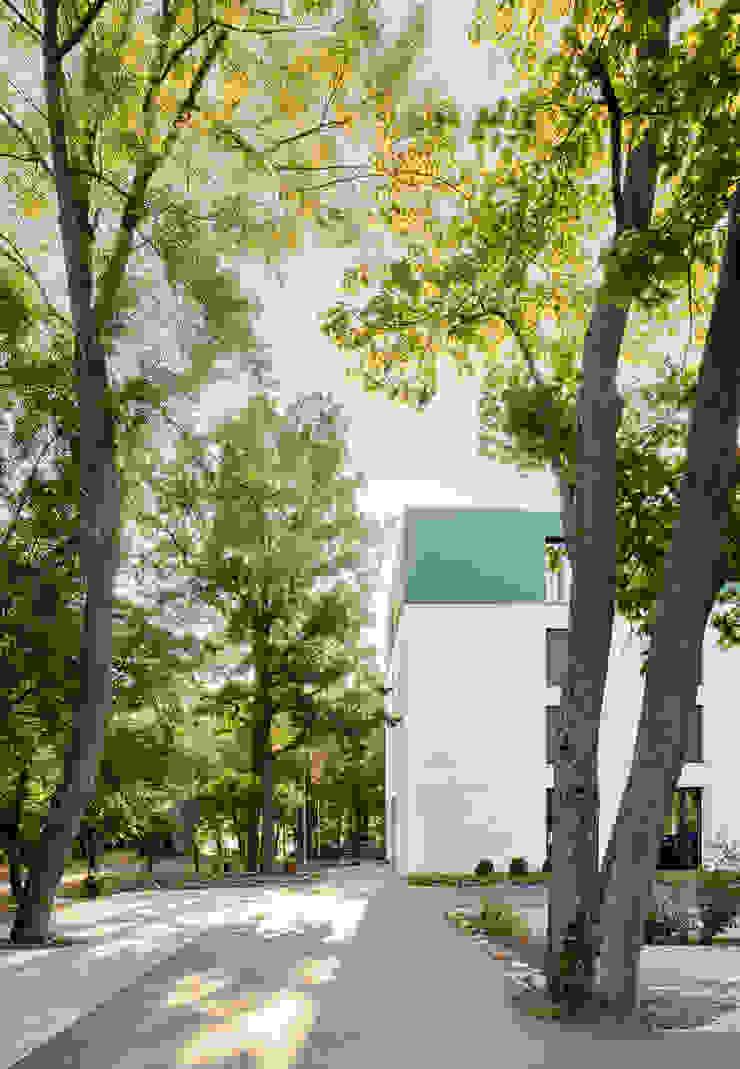 Hotelanbau Steffen Wurster Freier Architekt Moderne Hotels Grün