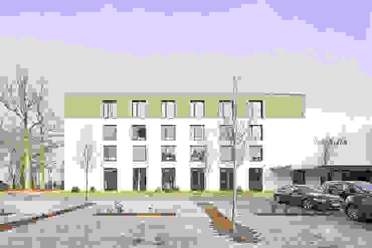 Fassade Erweiterung Steffen Wurster Freier Architekt Moderne Hotels