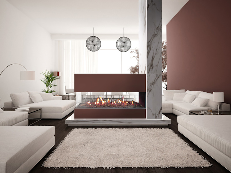 Modern living room by ITALKERO SRL Modern