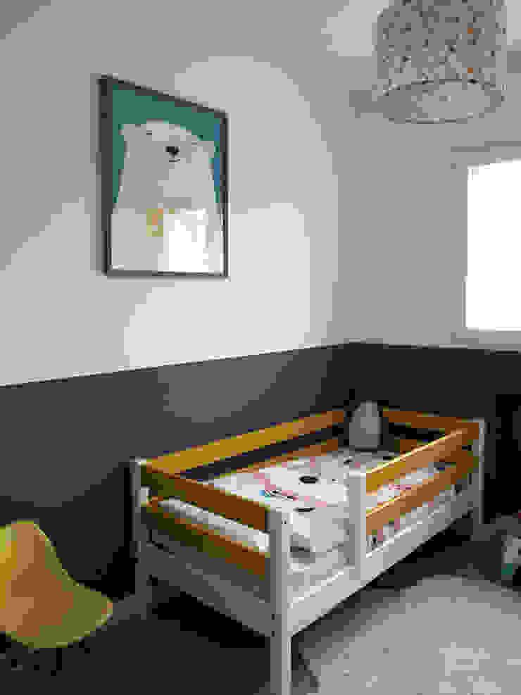 Chambre d'enfant moderne par Reformmia Moderne