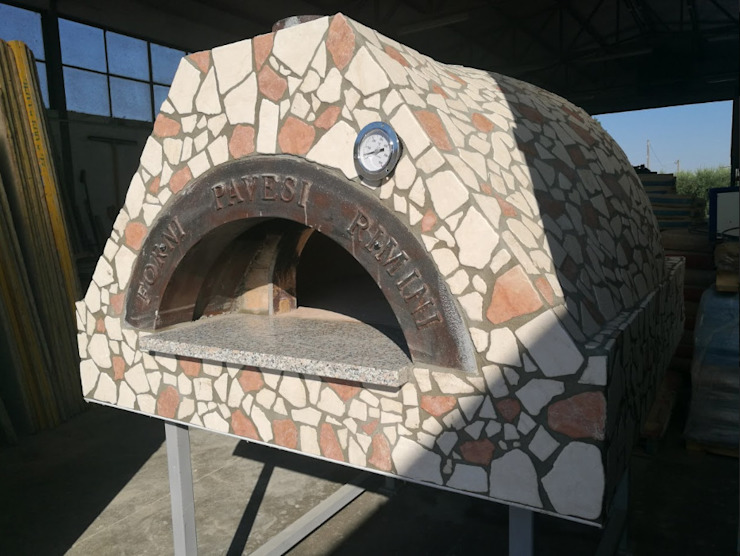 de Forni Pavesi Rimini Rústico Piedra