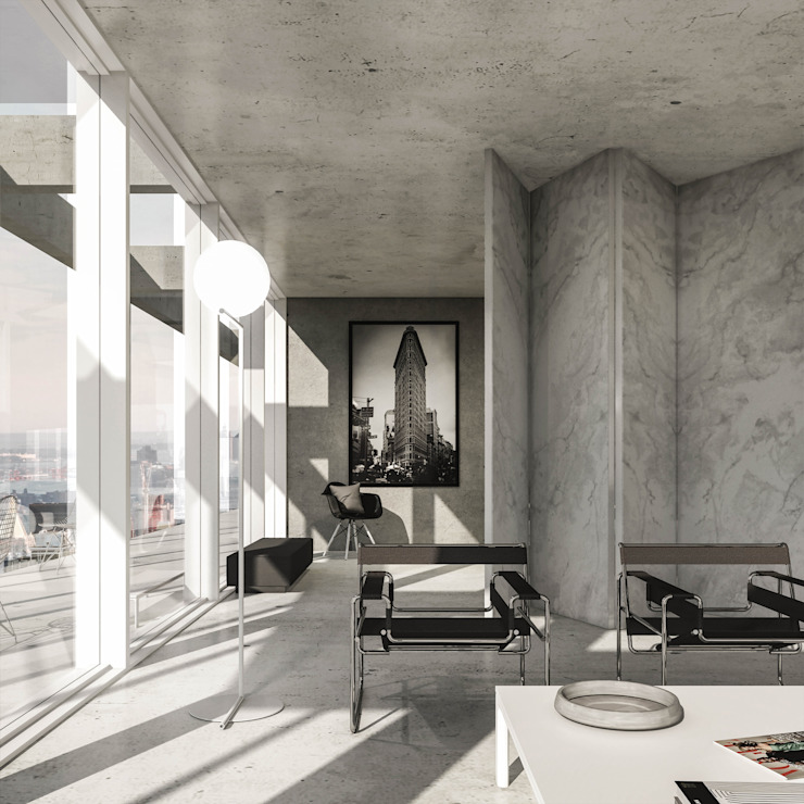 by HOA Architecture and Design Minimalist
