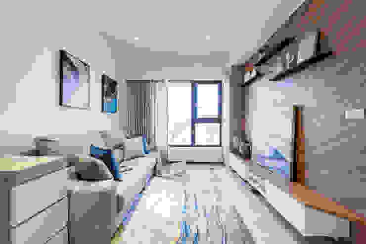 沙瑪室內裝修有限公司 Asian style living room