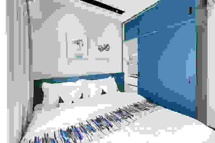 沙瑪室內裝修有限公司 Asian style bedroom