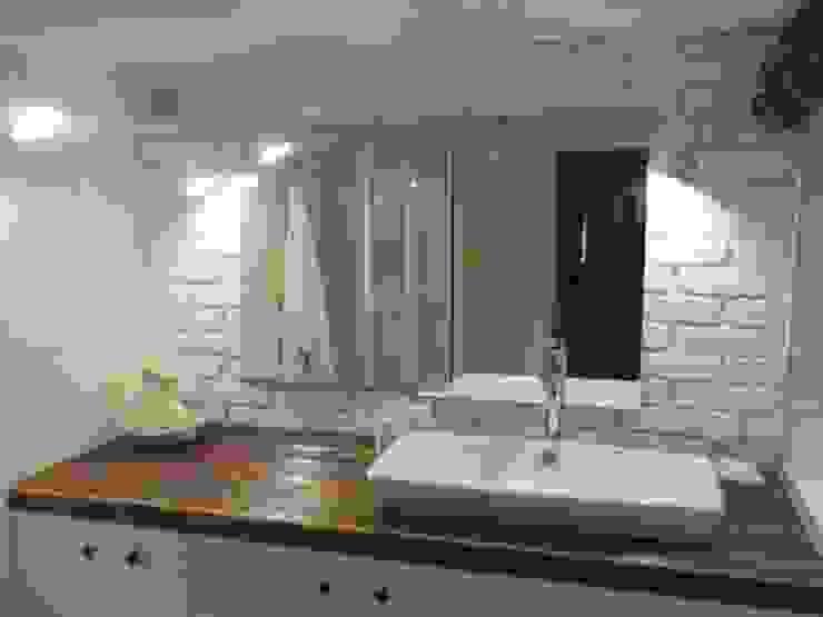 fertige Referenz Verkauf Antikriemchen im maritimen Stil Antik-Stein Mediterrane Badezimmer Ziegel Weiß