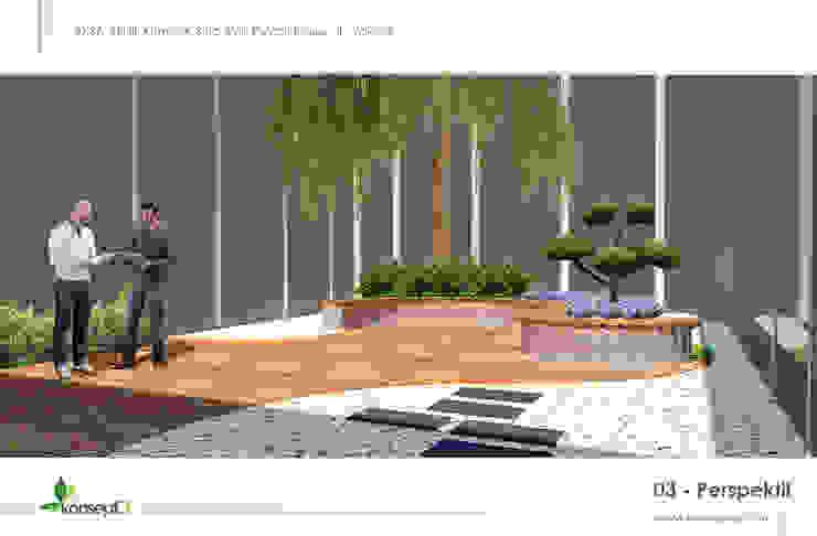 AKSA AKRİLİK KİMYA SANAYİ A.Ş & İÇ AVLU konseptDE Peyzaj Fidancılık Tic. Ltd. Şti.
