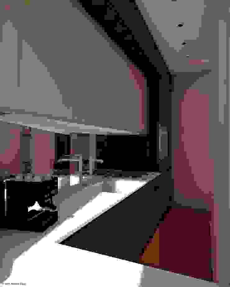 CLARE studio di architettura Dapur kecil