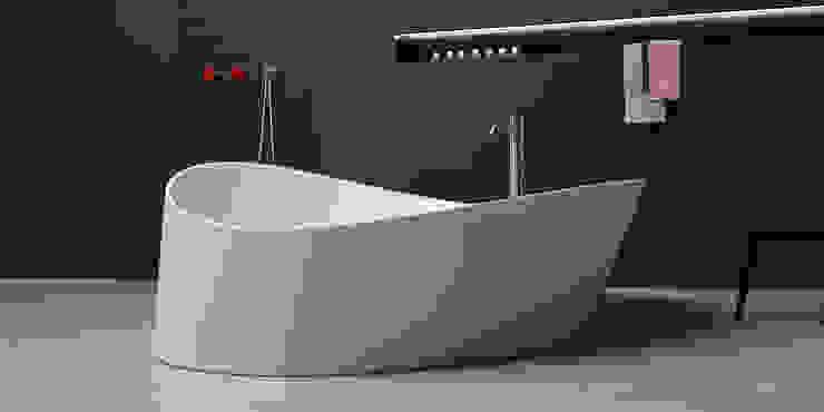 """Vasca da Bagno Di Design by AntonioLupi modello """"Dune"""" Miele Giuseppe e Figli S.p.a. BagnoVasche & Docce"""
