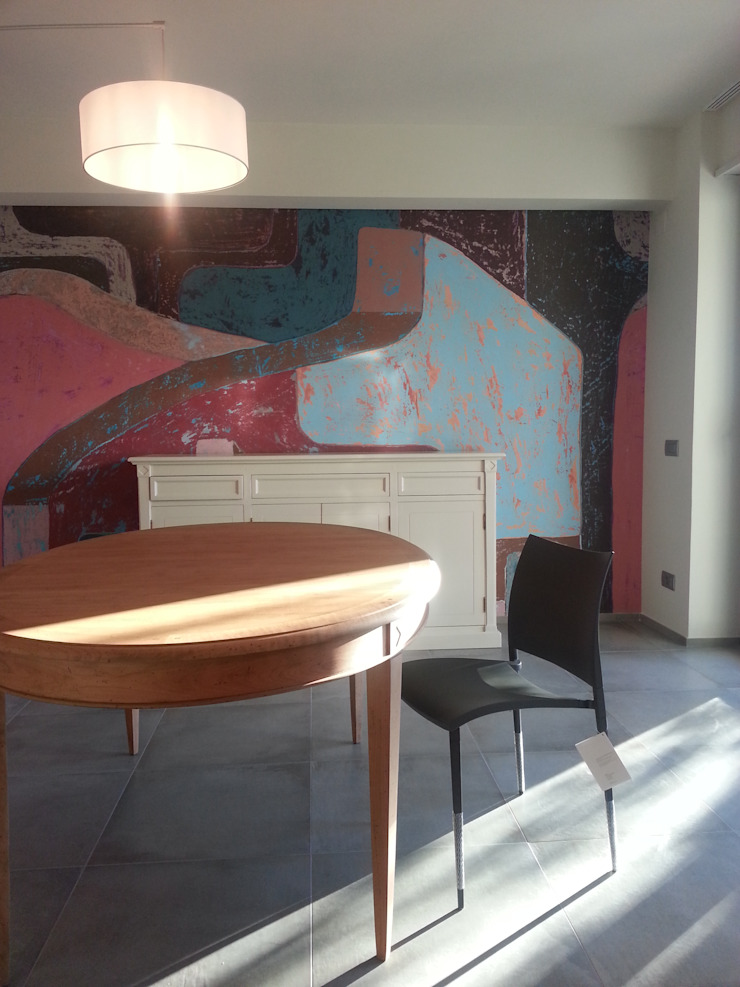 Laura Canonico Architetto Comedores de estilo moderno