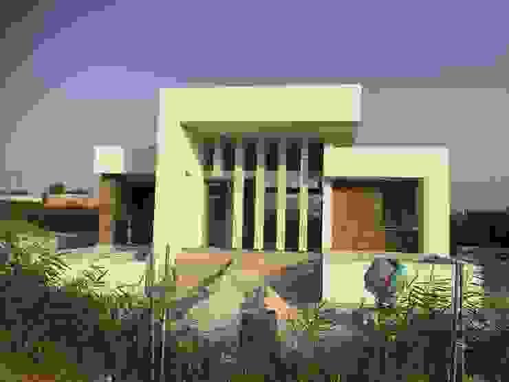 Cálido Norte DYOV STUDIO Arquitectura, Concepto Passivhaus Mediterraneo 653 77 38 06 Villas Arenisca Beige