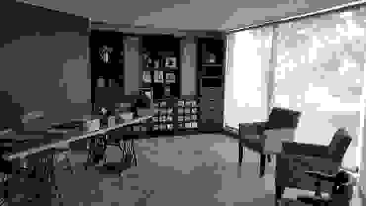 Estudio Estudios y despachos minimalistas de Forma Arquitectónica SA de CV Minimalista