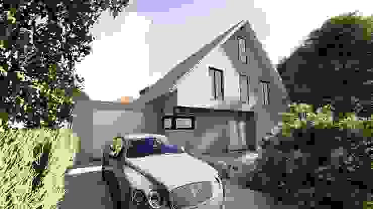 schlüsselfertiges Baue -Neubau- Einfamilienhaus im Kempen Klassische Hotels von sternbau Immobilien GmbH Klassisch Beton