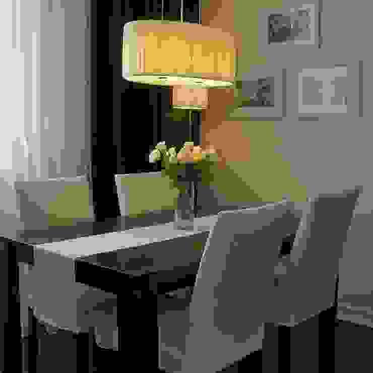Квартира 68м.кв. г.Москва Столовая комната в стиле минимализм от Orel Andre Минимализм