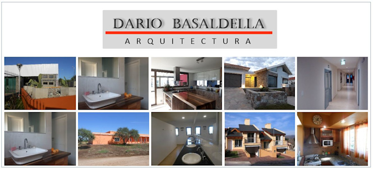Dario Basaldella Arquitectura Multi-Family house Bricks Multicolored
