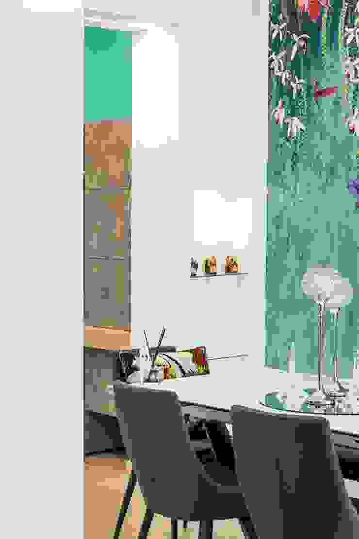 Arredamento moderno, area Living e sala pranzo casa ...