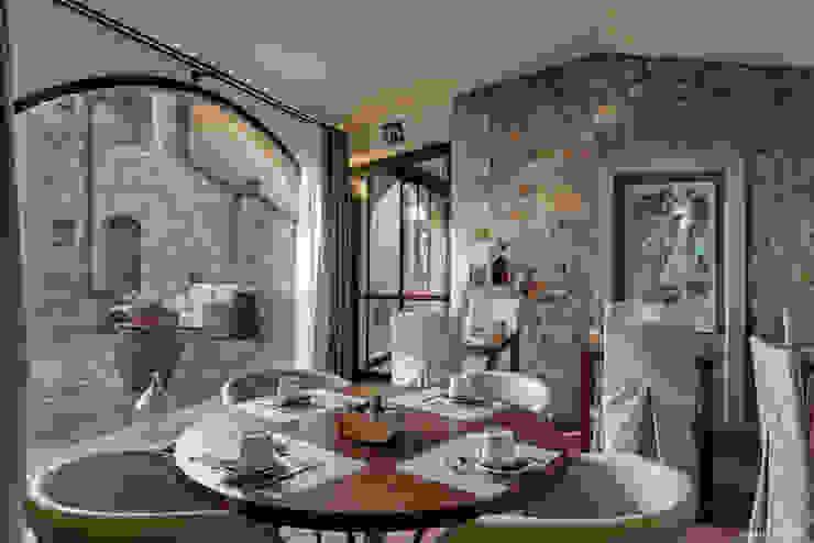 Terre Rosse Filippo Foti Foto Hotel moderni Pietra Beige