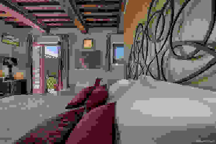 Terre Rosse Filippo Foti Foto Hotel moderni Legno Beige