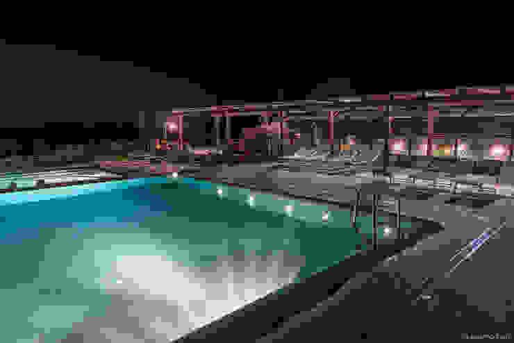 Antica Fonte Filippo Foti Foto Hotel moderni Marmo Verde