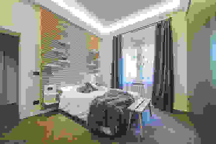 MODO Architettura Dormitorios de estilo moderno