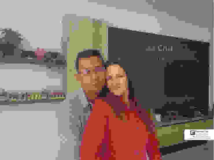 Mobiliario Apartamento de Francisco Cruz Arquitectura Interior Minimalista