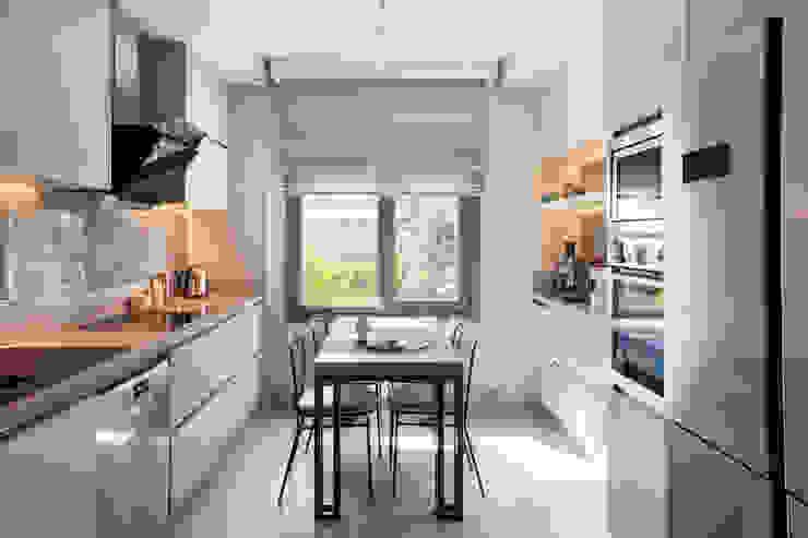 Levazım Projesi Modern Mutfak Monlab Design Modern