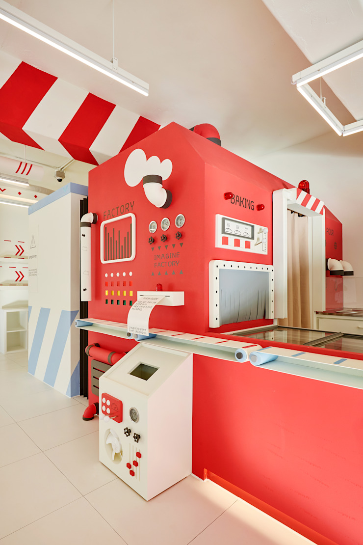 원더러스트 Nursery/kid's room Multicolored