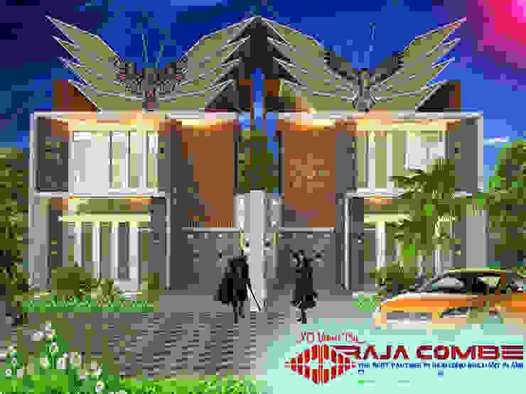 Design Concept For The DAMUNTANA MULIA HS Rajacombe