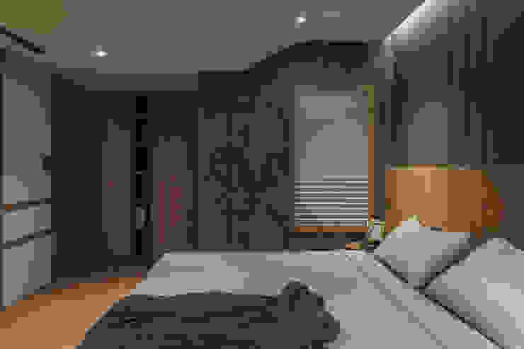 主臥房 Modern Bedroom by 千屹設計 Modern