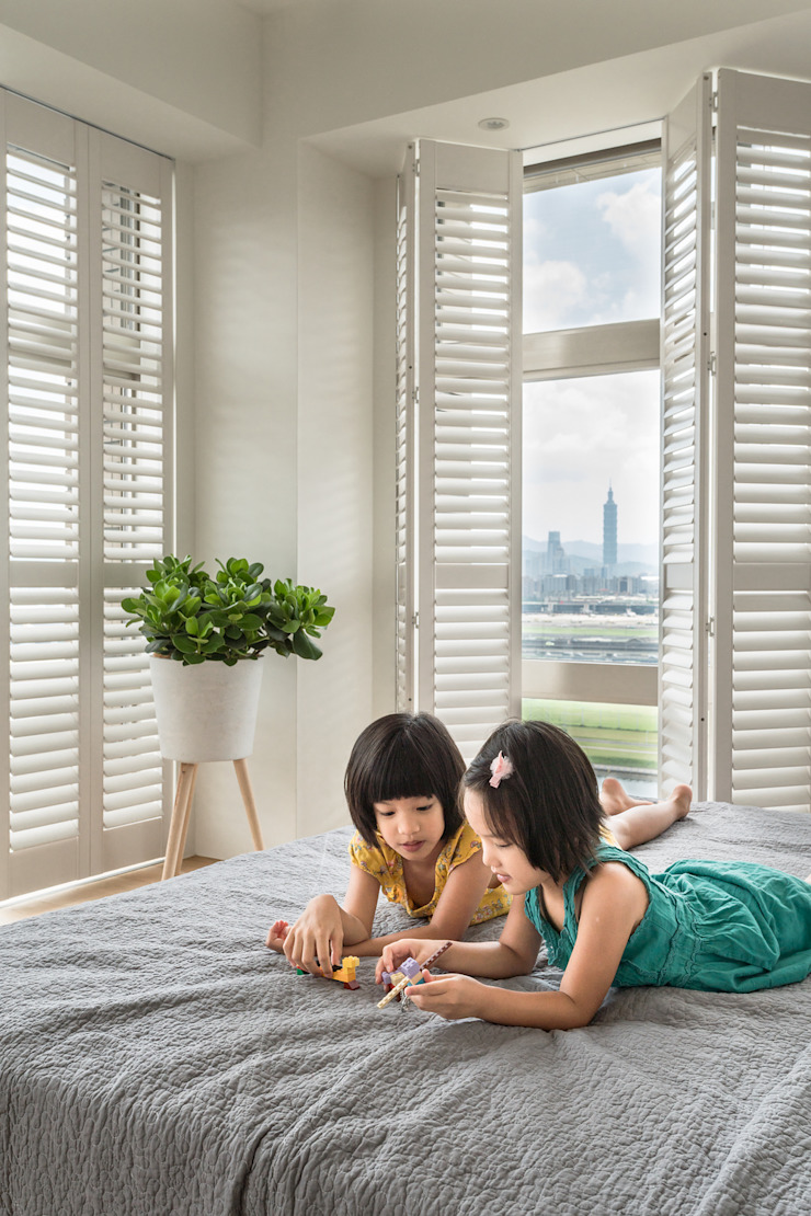 小孩房 Modern Kid's Room by 千屹設計 Modern