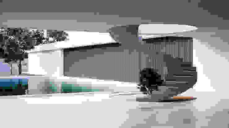 Dream House CGIFlythrough Balcony