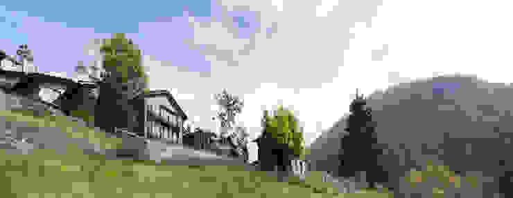 RiceHouse Paredes y pisos modernos
