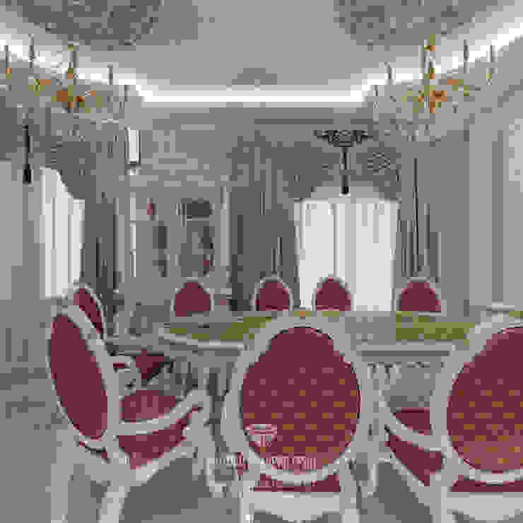 Comedores de estilo clásico de Студия дизайна интерьера Руслана и Марии Грин Clásico