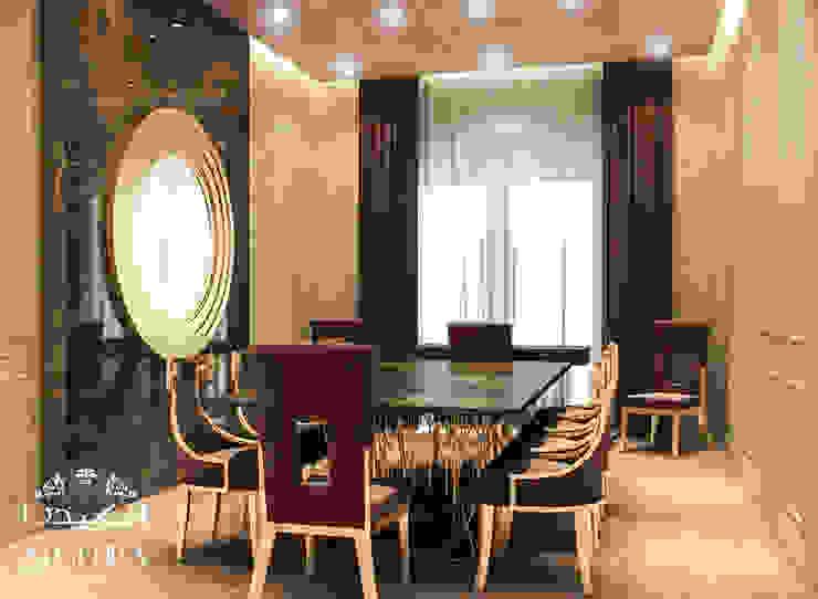 Comedores de estilo moderno de Algedra Interior Design Moderno