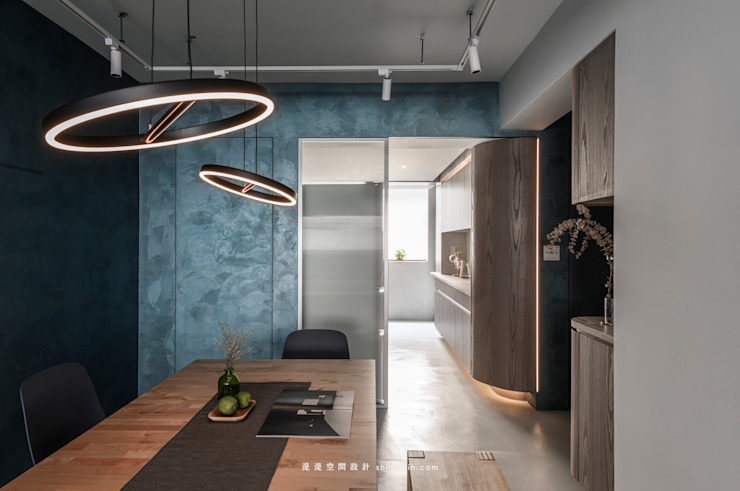 Living area 根據 湜湜空間設計 現代風
