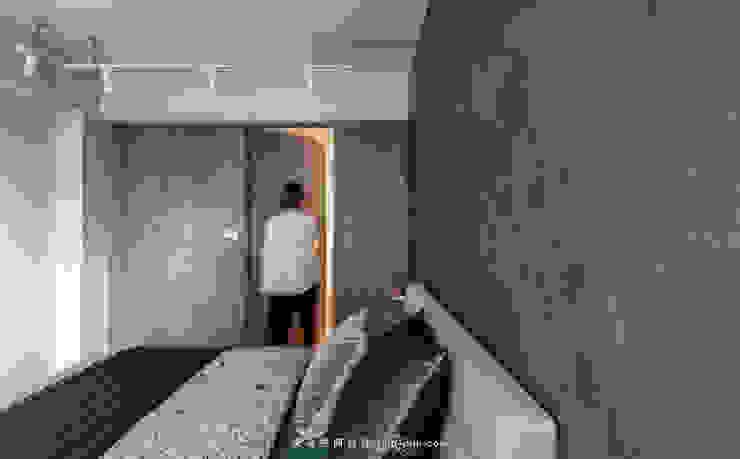 Bedroom 根據 湜湜空間設計 現代風
